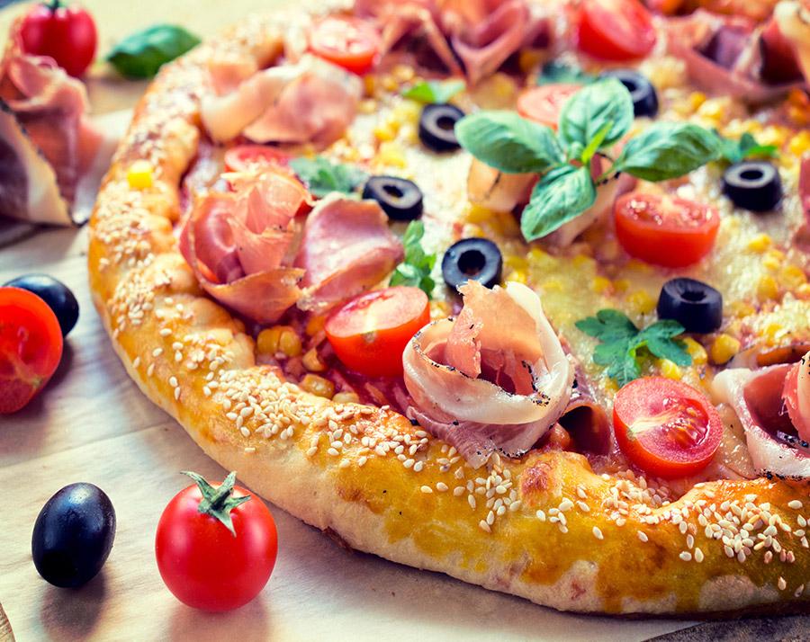 Pizza Colors